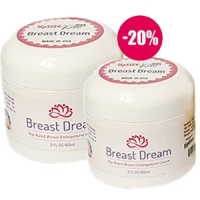 Giảm 20% khi mua combo 2 kem nở ngực UPSIZE-PRO